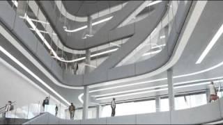 METHANOIA STUDIO - Zaha Hadid Architects - Spiralling Tower Barcelona