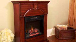 Classicflame Arcadia Electric Fireplace Mantel