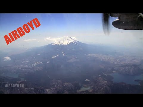 Aerial Footage Over Japan - Operation Tomodachi (2011)