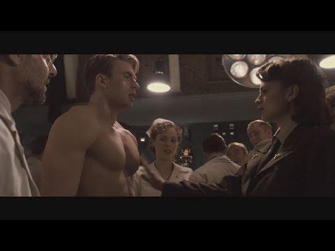 【牛叔】戏说电影《美国队长》真羡慕这种来一针就不用健身的人