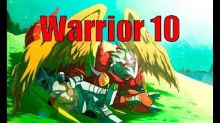 Conhecendo - Os 10 Guerreiros