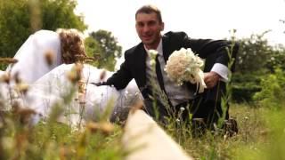 Евгений и Ольга  Супер веселое свадебное видео гродно