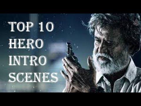Top 10 Hero Intro Scene
