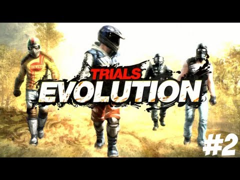 RUSSIAN KARAOKE | Trials Evolution #2 w/ GCIIMessi & FUTRussia