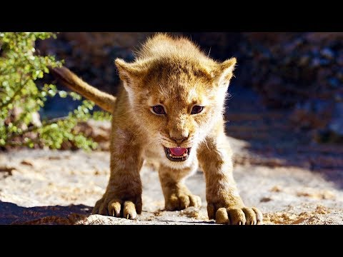 New THE LION KING Behind The Scenes Trailer