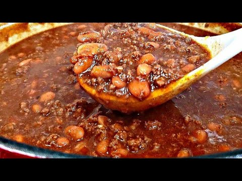 HOMEMADE BEEF CHILI Recipe | Easy Recipe for Chili | Simply Mama Cooks