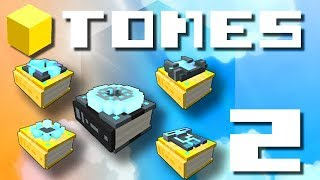 Trove - Crafting ALL New Heroes TOMES   Part 2 of 2