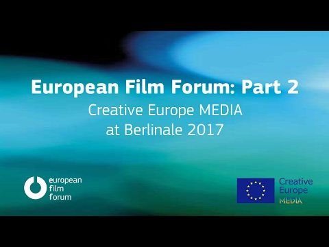 EUROPEAN FILM FORUM BERLIN 2017 - Part 2