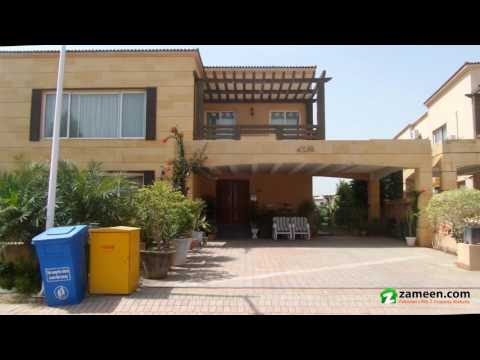 1600 SQUARE YARDS COMPLETE FURNISHED VILLA FOR SALE IN BAHRIA GARDEN CITY ISLAMABAD