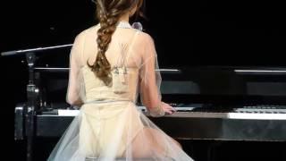Selena Gomez - Transfiguration ( Live / With Piano) HD