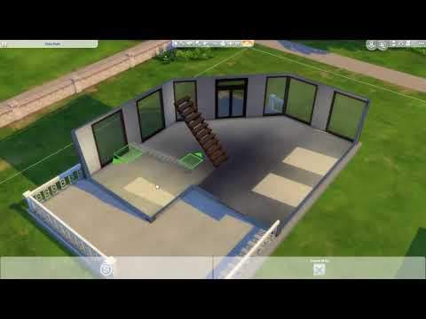 Speed Build using My First Pet Stuff Pack in the Sims 4 |