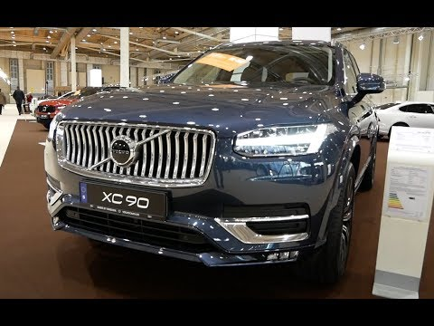 2020 - 2021 New Volvo XC90 Exterior And Interior