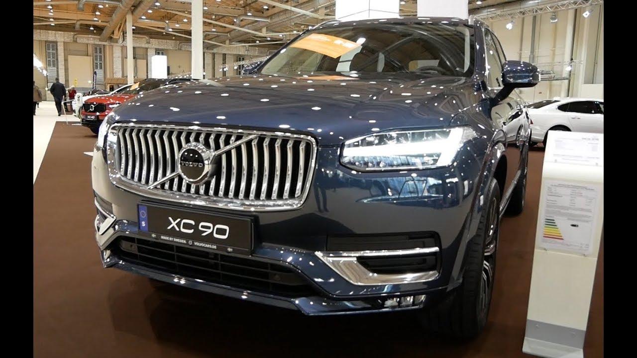 Khám phá mẫu xe Volvo XC90 tại Triển lãm xe hơi