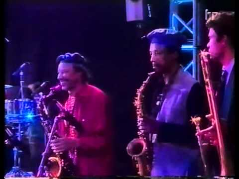 Jack Bruce - Kip Hanrahan- G-d is Great Imagining-New-Orleans-1992