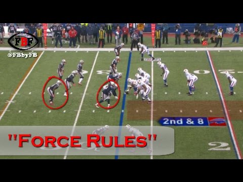 How NFL Force Rules Work; Jamie Collins Example