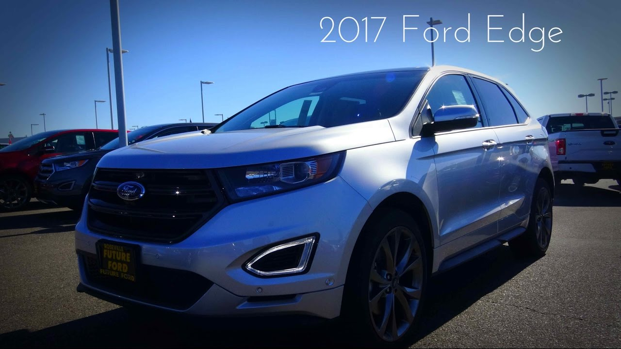 2017 Ford Edge Sport 2 7 L Turbocharged Ecoboost V6 Review