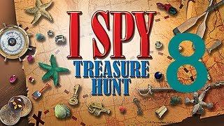 ISPY: TREASURE HUNT [08] WE FOUND THE TREASURE!!!!!!!!!!!!!!!!!! [Let's Play Walkthrough] - Part 8