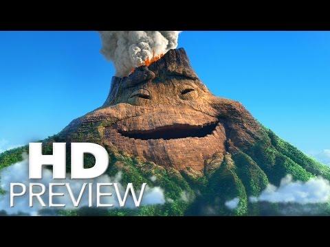 LAVA - Pixar/Disney Kurzfilm Preview Deutsch German (HD) | ALLES STEHT KOPF