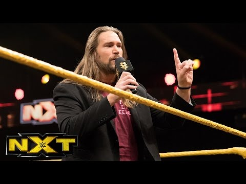 Kassius Ohno returns to confront Bobby Roode: WWE NXT, Feb. 22, 2017
