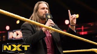 كاسيوس أونو يواجه بوبي رود ( فيديو ) ، مباريات ألقاب الأسبوع التالى فى NXT ، باتريك كلارك - في الحلبة