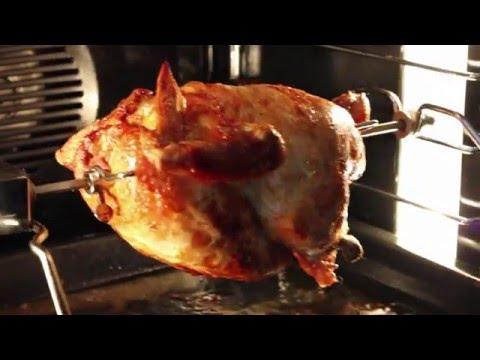 Easy Rotisserie Chicken – Fisher & Paykel