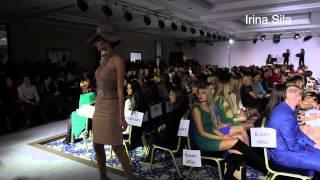 Ирина Сила, Irina Sila. Donetsk fashion days. November 2013