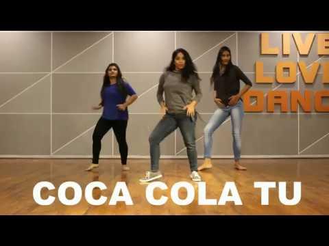 COCA COLA TU/ NEHA KAKKAR/ TONY KAKKAR/ BEST STEPS FOR GIRLS/ RITU'S DANCE STUDIO SURAT
