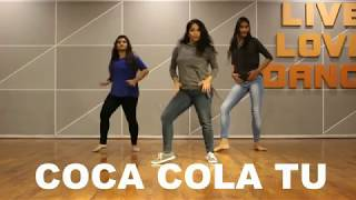 COCA COLA TU/ NEHA KAKKAR/ TONY KAKKAR/ BEST STEPS FOR GIRLS/ RITU'S DANCE STUDIO SURAT