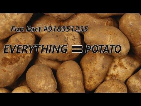 I Sexually Identify As A Potato