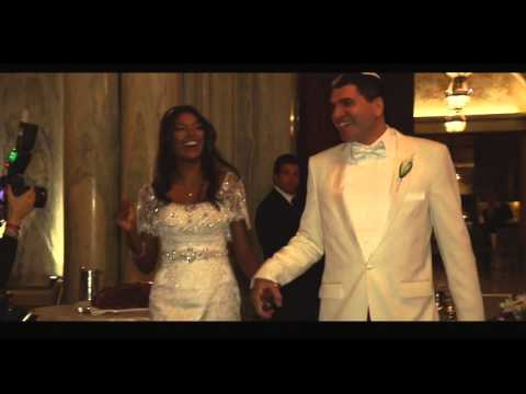 Wedding Film Leah and Schlomo at The New York Palace MANHATTAN