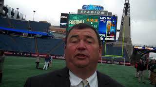 Sean Driscoll - St. Mary's Football Coach