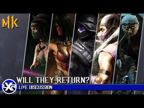 Mortal Kombat 11 Live Discussion - Will They Return? thumbnail