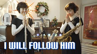 """I Will Follow Him - Little Peggy March (Saxophone Cover), 영화 """"Sister Act"""" OST [색소폰연주]"""