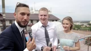 Невероятное интервью на свадьбе с неожиданным концом! СМОТРЕТЬ ДО КОНЦА!