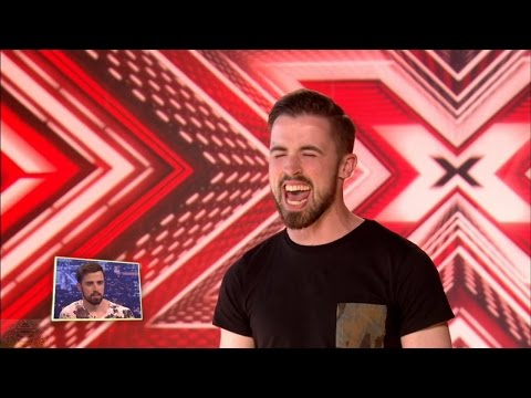 The Xtra Factor UK 2016 Auditions Week 2 Sunday Mark Herman Exclusive Full Clip S13E04