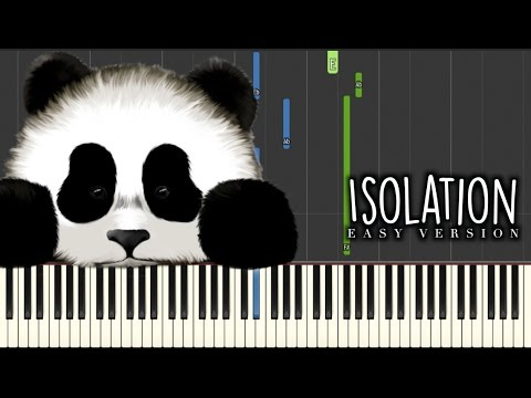 Isolation Easy Version | Synthesia Tutorial