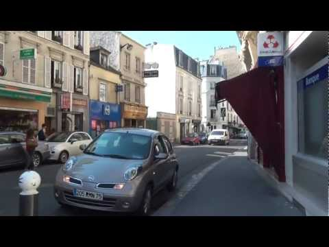 The Village of Auteuil - A walkabout