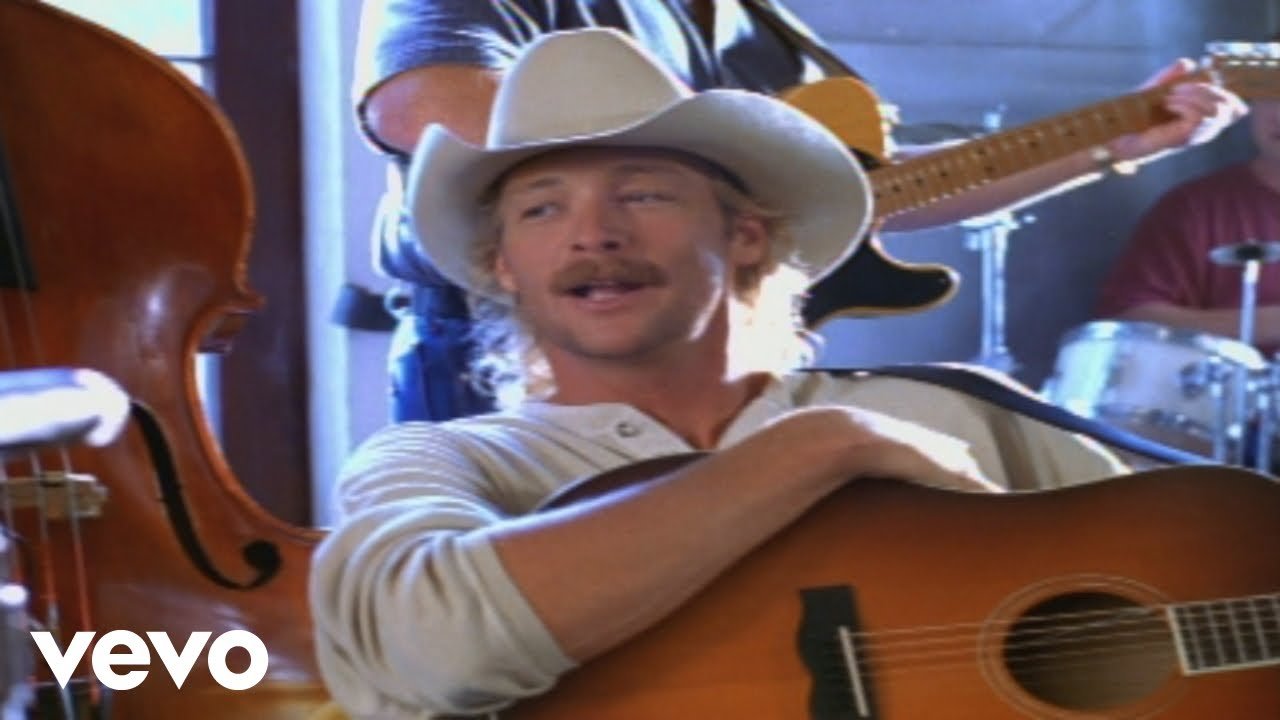 Alan Jackson Little Bitty Official Music Video Youtube