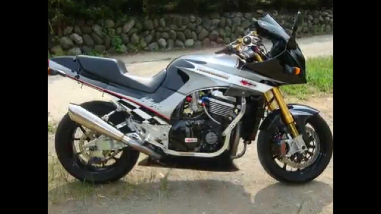 Kawasaki Gpz 900r Ninja 3