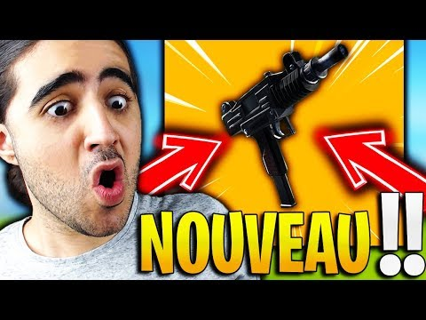 🔴Fortnite Le Nouveau *UZI* BIENTÔT // +2200 top1 // Sur Fortnite Battle Royale !! thumbnail