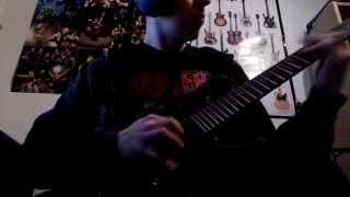 Rammstein - Der Meister  Drop G guitar cover