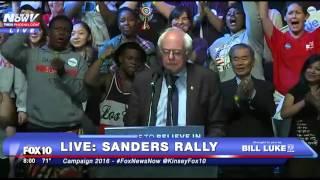 FNN: FULL Bernie Sanders in Los Angeles, CA 3-23-16