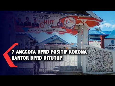 7 Anggota Dprd Positif Korona, Kantor Dprd Ditutup