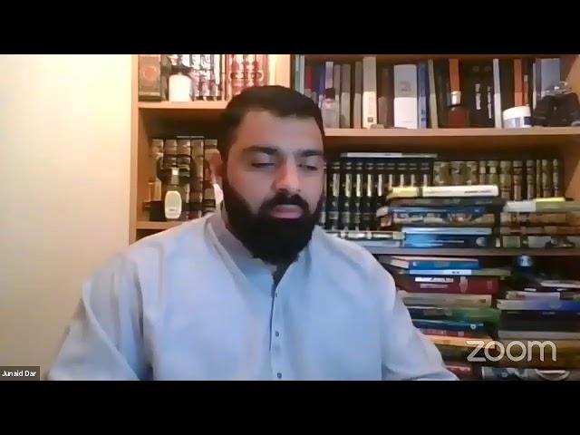 Tafsir ul Quran - at Hounslow Muslim Centre with Shaykh Junaid Dar Al-Azhary