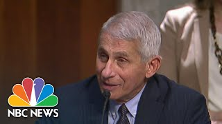 Fauci Warns U.S. Coronavirus Cases Could Increase To 100,000 A Day   NBC Nightly News