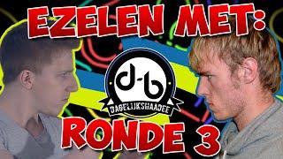 Ezelen met DHD #24 - Frans vs Joost (Ronde 3)
