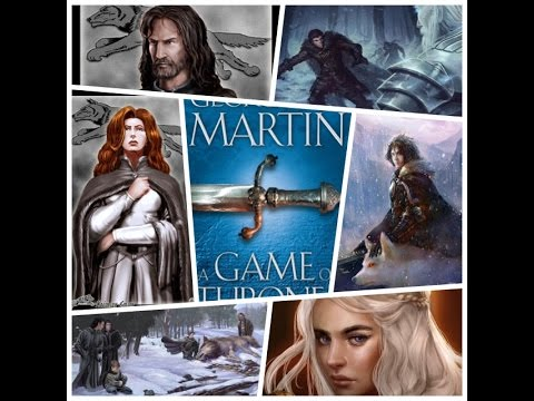 ASOIAF: Game of Thrones Re Read Project***Part 1***