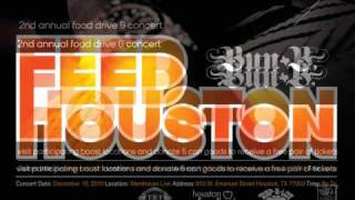 Bun B Talks FEED HOUSTON & New Houston on 97.9 The Box