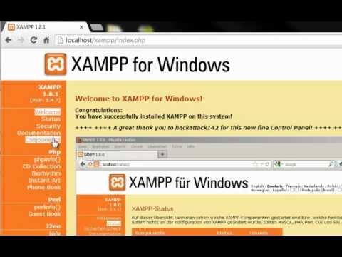 Tutorial - Instalando e Configurando XAMPP