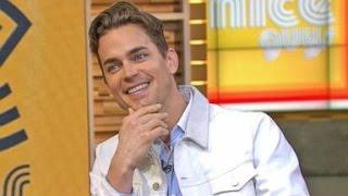 Matt bomer on being a not-so-'nice guy'